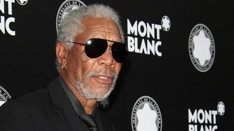 Morgan Freeman opłakuje śmierć wnuczki