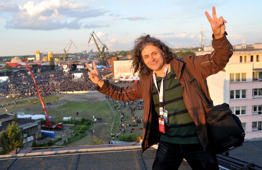 Odszedł Maciej Kosycarz, znany gdański fotograf