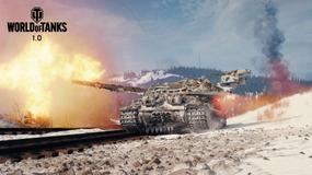 World of Tanks - dziś premiera wersji 1.0. Gra dostała nową, piękną grafikę