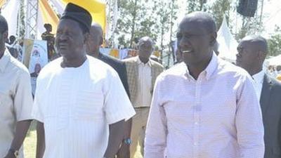 Ruto, Raila mourn Veteran journalist Philip Ochieng