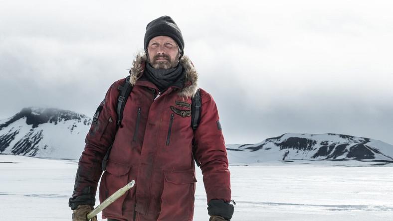 """Mads Mikkelsen w filmie """"Arktyka"""""""