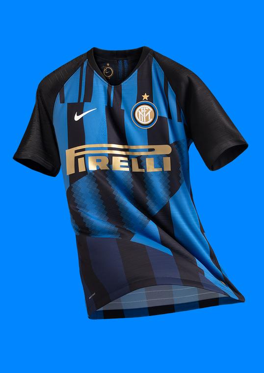 The new Nike Inter Milan 20 year jersey is a mixture of previous outfits  [Nike]