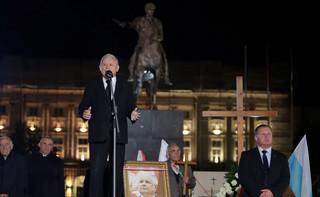 Prezes PiS: Nikt nie narzuci nam woli z zewnątrz. Pozostaniemy wyspą wolności