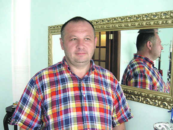 Domaćinski: Živojin Trifunović Žika Bomba spremio je 800 kilograma roštilja, 2.500 boca piva, 10.000 sokova, plus ringišpil
