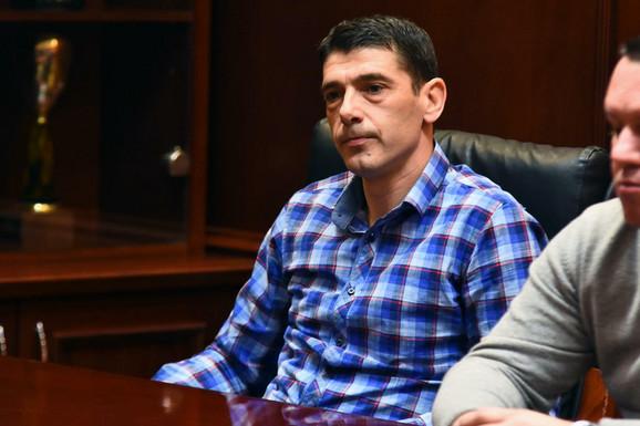 Radovan Krivokapić, trener Vojvodine