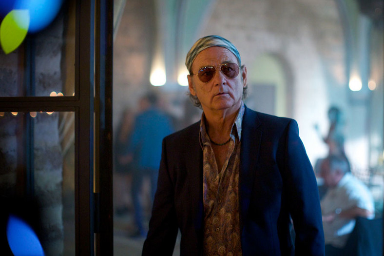 "Bill Murray w filmie ""Rock The Kasbah"""