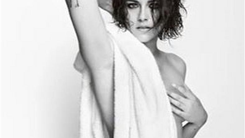 Kristen Stewart for 'Towel Series'