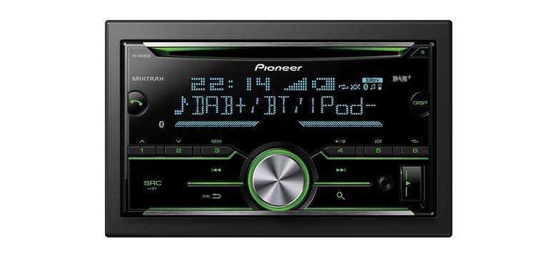 Pioneer fh-x840dab