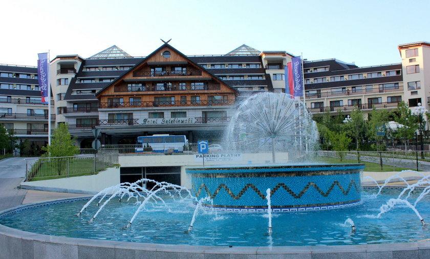 Na zdjęciu: hotel Gołębiewski w Karpaczu