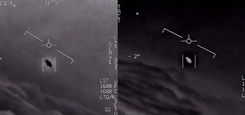 Ujawniono raport służb ws. UFO. Pochodzenia 143 obiektów rząd USA nie potrafi wyjaśnić