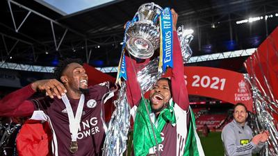 How Wilfred Ndidi and Kelechi Iheanacho helped Leicester City to win the FA Cup title