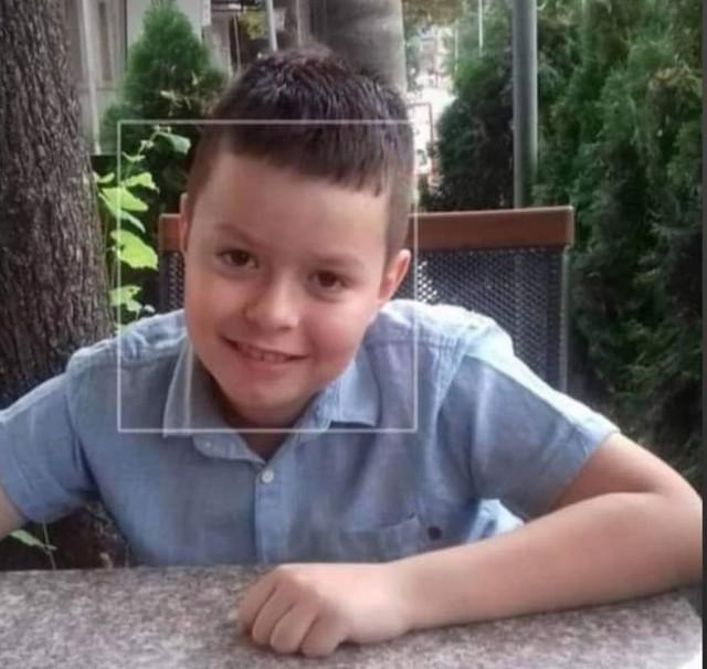 Andrej, dečak koji je poginuo u nesreći