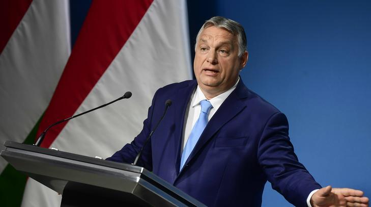 Orbán Viktor: Halált megvető bátorsággal küzdöttek Mümchenben, olyan  körülmények között, amit mindenki ismer - videó - Blikk
