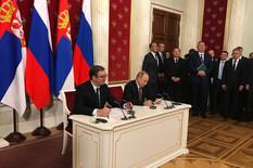 OTKRIVAMO Ovo su svi sporazumi koje potpisujemo sa Rusijom tokom posete Putina, a dva se tiču ISTRAŽIVANJA KOSMOSA i NUKLEARNE ENERGIJE