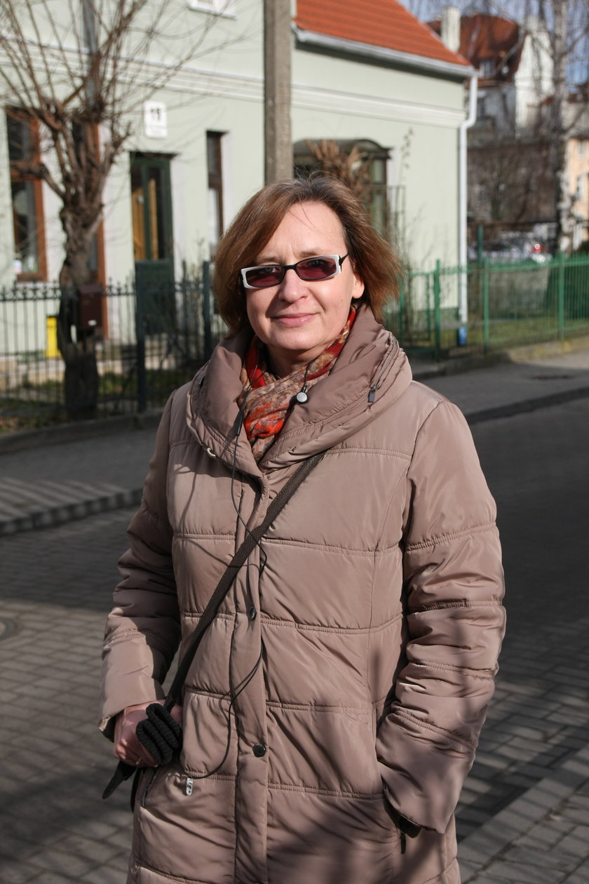 Sopocianka Aleksandra Kisiel (55 l.)