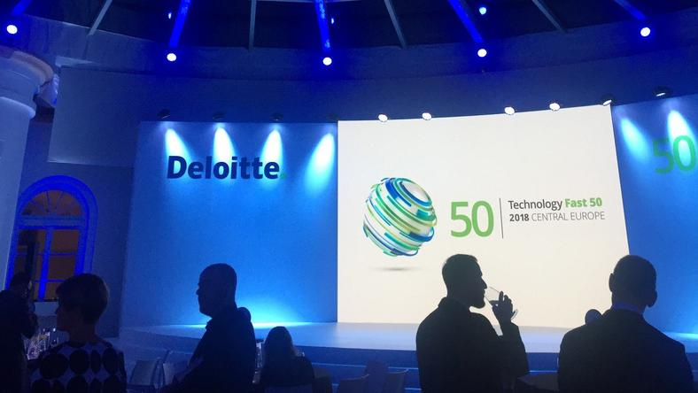 "To już 19. edycja rankingu ""Deloitte Technology Fast 50 Central Europe"""