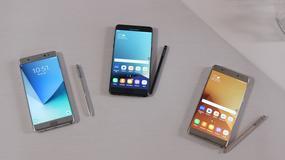 Najlepszy phablet według Samsunga