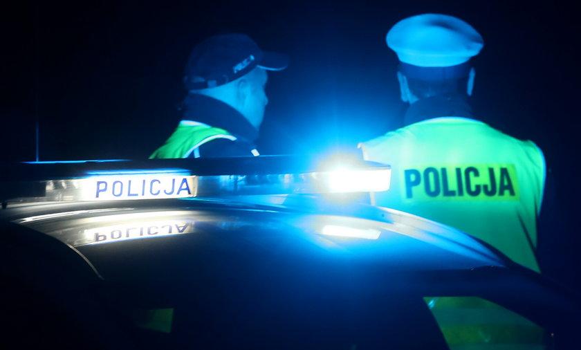 Policjanci interweniowali podczas imprezy urodzinowej.