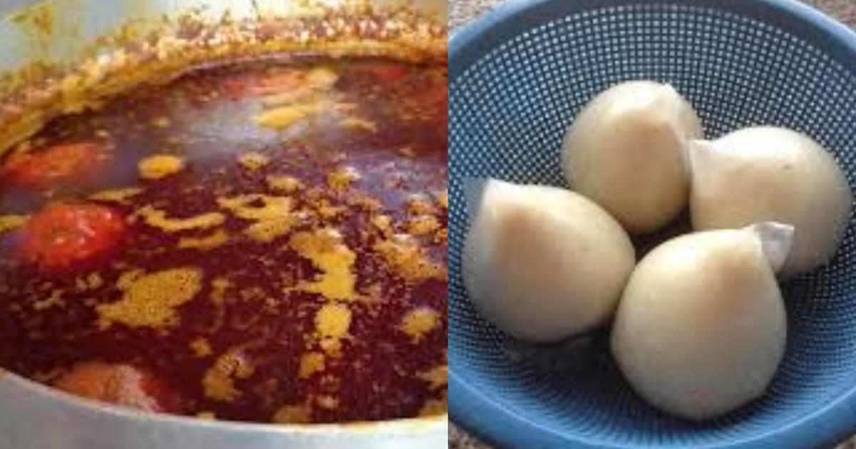 Thieves broke into pastor's home to steal Banku and palm nut soup ...
