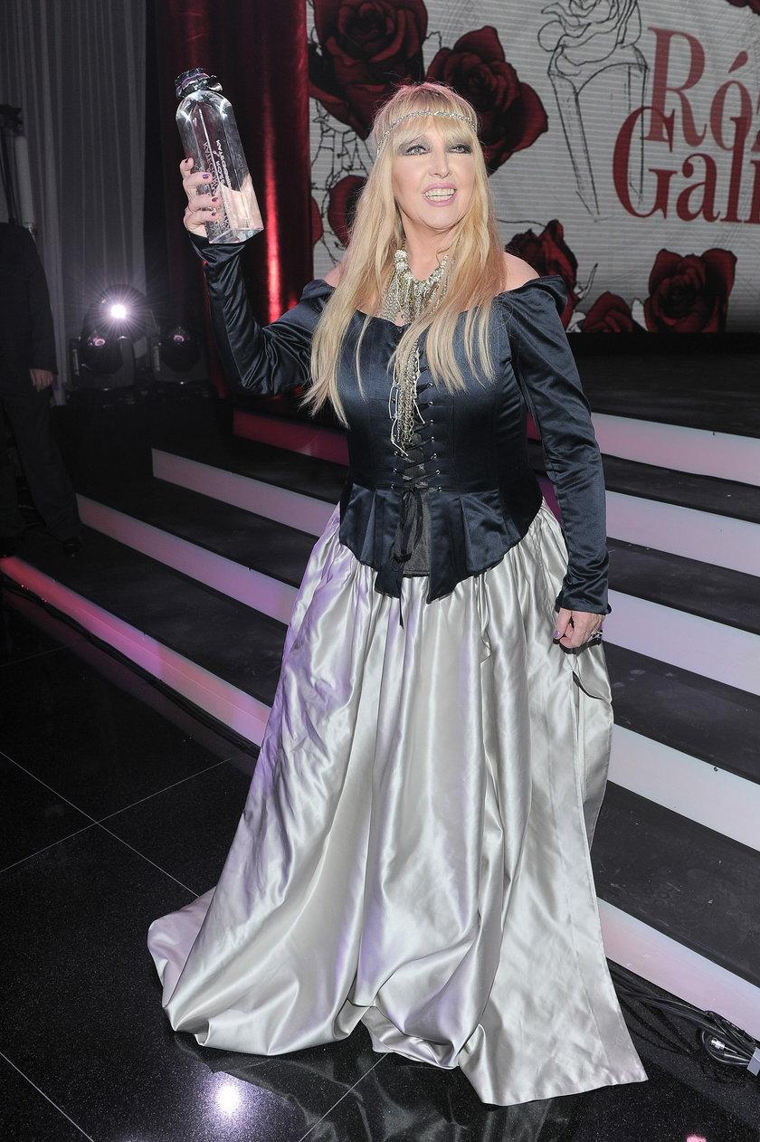 Maryla Rodowicz Róże Gali 2013