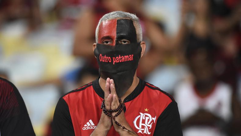 Kibic Flamengo Rio de Janeiro