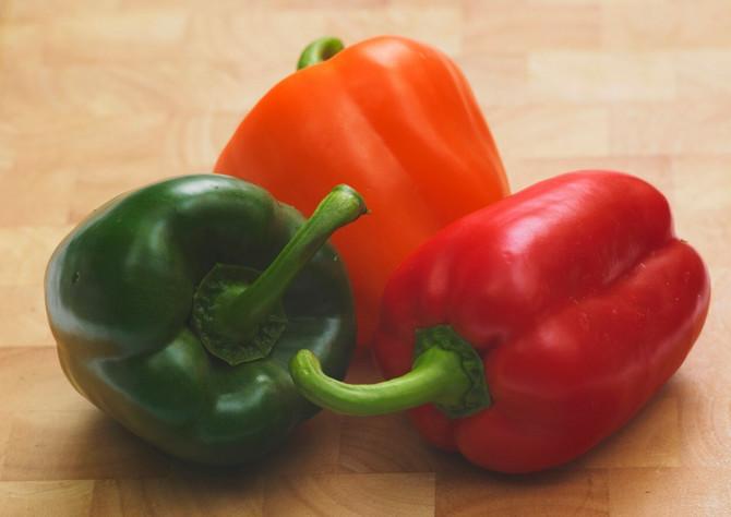 Obratite pažnju kada sledeći put birate paprike