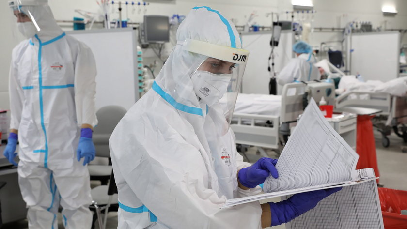 Polsat: indyjski wariant koronawirusa już w Polsce