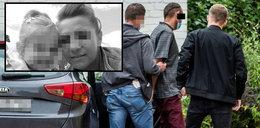 Policja dorwała kierowcę, który staranował rodzinę na chodniku. Michał Z. był pijany, bo świętował... wyjście z więzienia