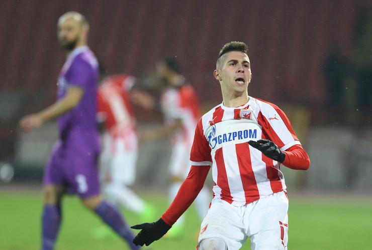 FK Crvena zvezda, Srđan Plavšić