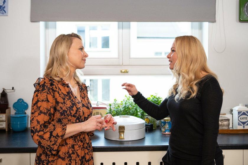 Paulina Holtz i Katarzyna Bujakiewicz