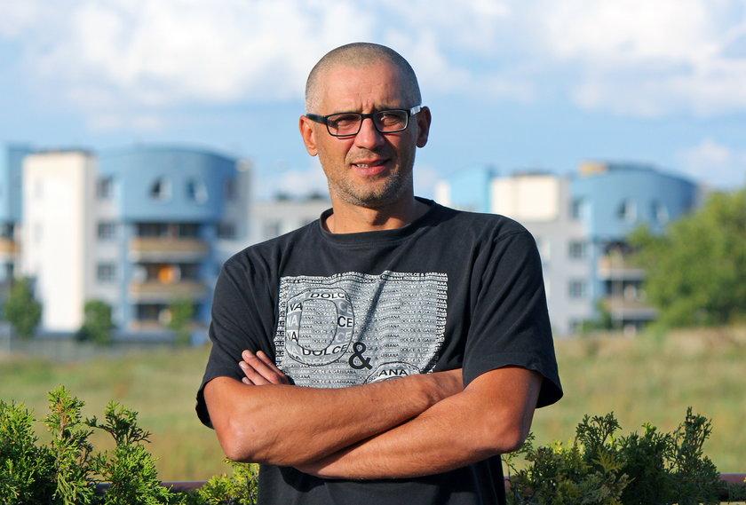 Radosław Kałużny (47 l.) nie gryzie się w język, mówiąc o klubie z Podlasia.