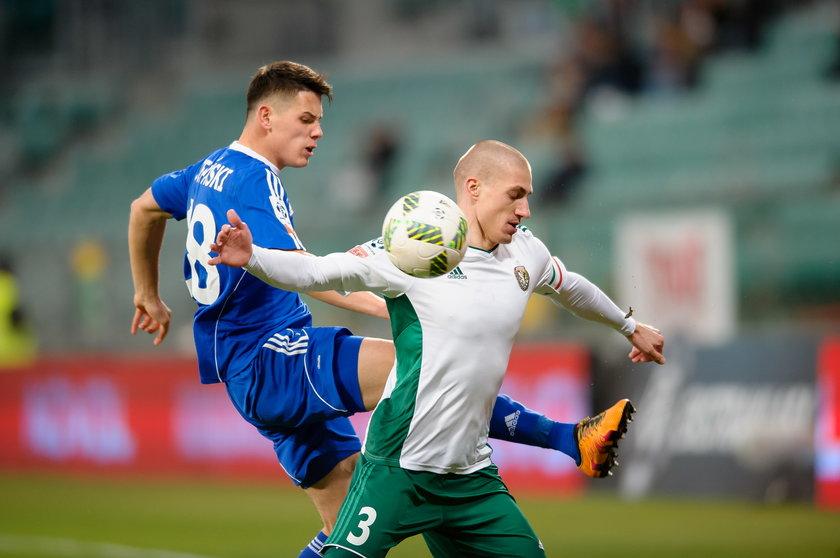 Śląsk Wrocław – Ruch Chorzów 0:0