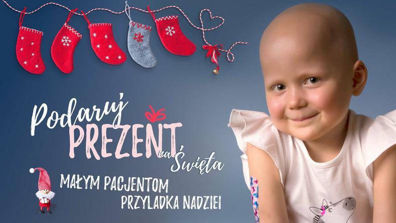 Dzieci z wrocławskiej kliniki czekają na prezenty od św. Mikołaja