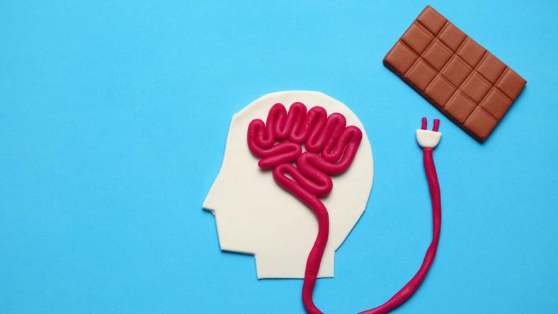 Wpływ cuktu na mózg