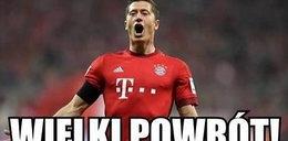 Lewandowski nie miał litości dla Juve. Memy po meczach LM!