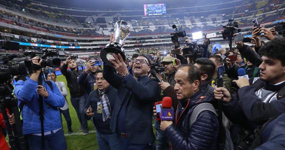 Antonio Mohamed, trener Monterrey CF, spełnił obietnicę daną ...