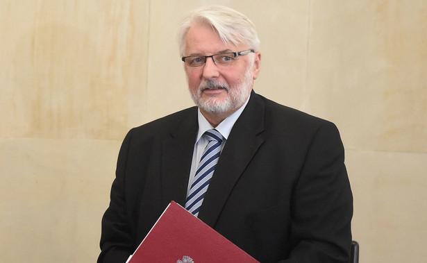 """""""W pełni respektujemy zasady suwerenności, integralności terytorialnej i jedności Królestwa Hiszpanii"""" - podkreśliło MSZ w oświadczeniu."""