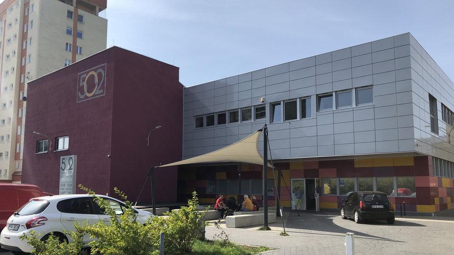 Dom Kultury Łódź-Widzew
