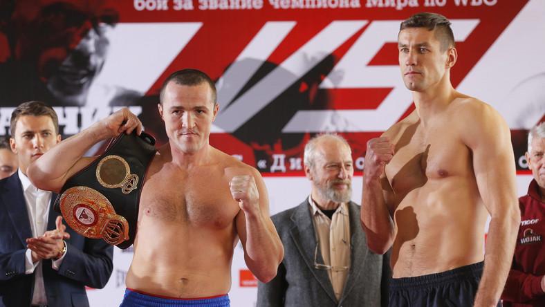 Denis Lebiediew i Paweł Kołodziej
