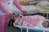 prva beba Boksitovo porodiliste