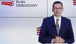 Morawiecki: Krajowy Plan Odbudowy jest prologiem Polskiego Nowego Ładu