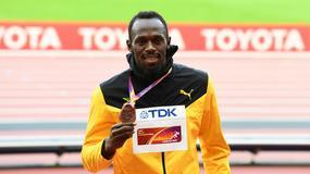 Miliony Usaina Bolta nie pochodzą ze sportu