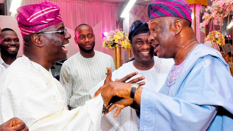 Image result for sanwo olu and pdp