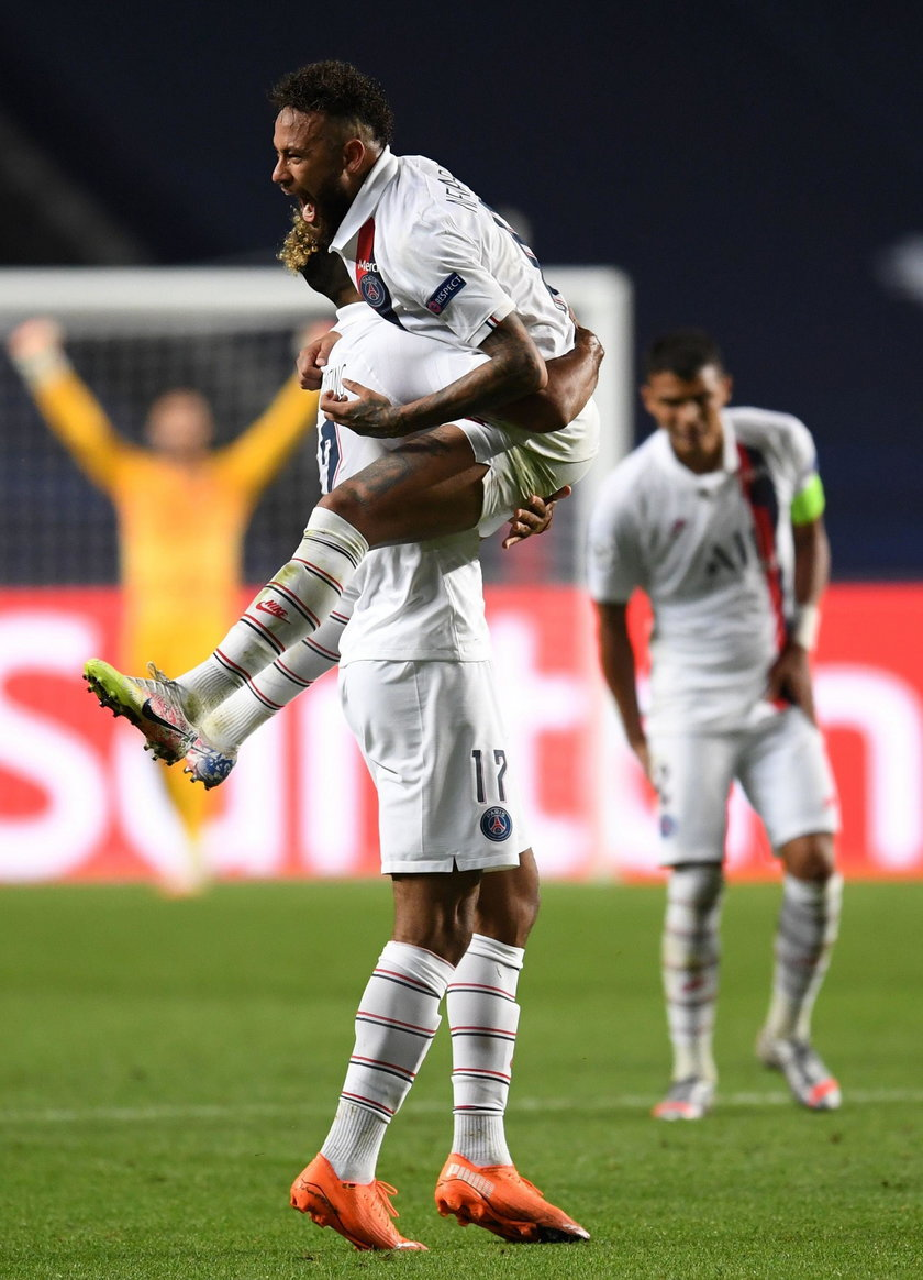 Atalanta Bergamo – Paris Saint Germain 1:2 w Lidze Mistrzów