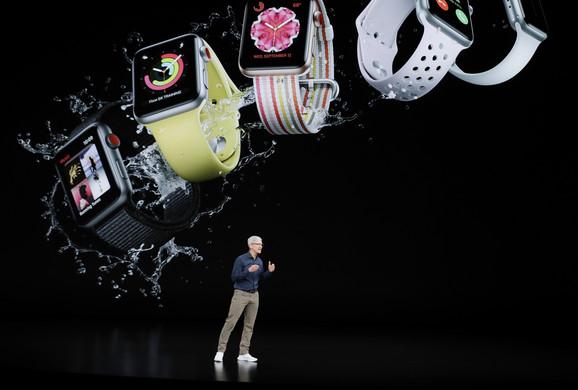 Apple Watch 4 dolazi u dve različite veličine