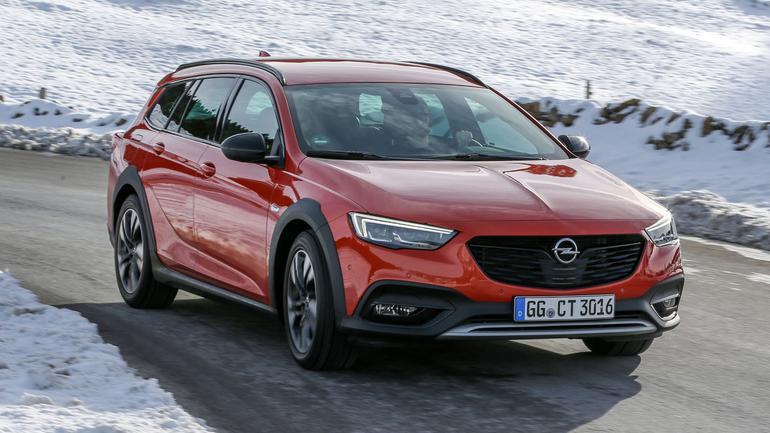 Opel Insignia Country Tourer - kombi na każdą pogodę i każdą drogę?