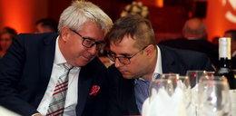 Czarne chmury nad posłem PiS Przemysławem Czarneckim