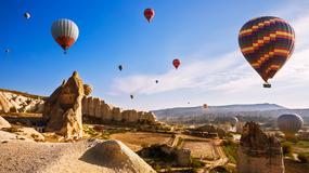 W wypadku balonu w tureckiej Kapadocji zginął turysta
