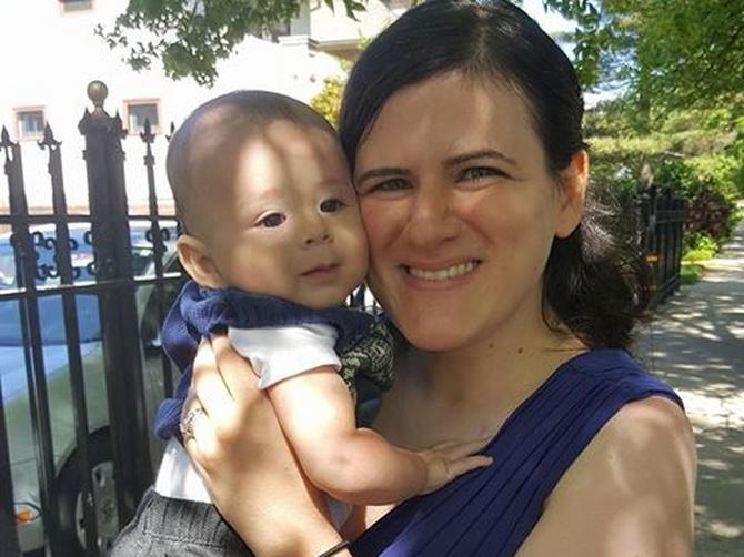 Andrea je INSISTIRALA na dojenju po svaku cenu: A onda je shvatila da je zbog toga umalo OSTALA BEZ DETETA