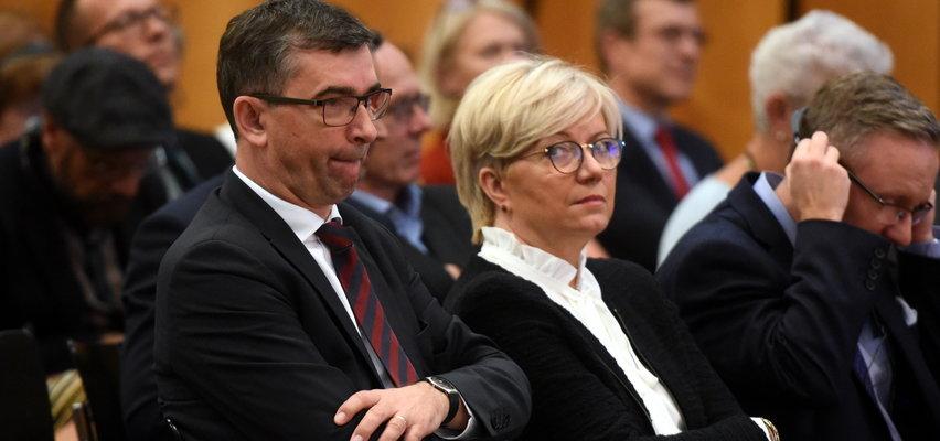 Jest decyzja ws. męża Julii Przyłębskiej. Wiadomo, czy zostanie na stanowisku ambasadora